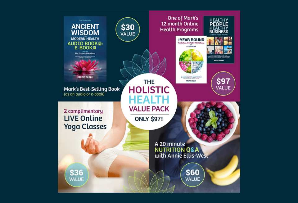 The Holistic Health Value Pack